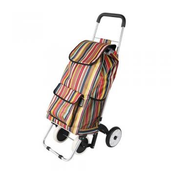 SHOPPING CART''BUDDY''MULTI-COLOR A ショッピングカート 高さ89