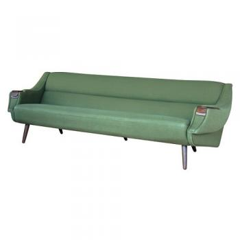 hw klein green sofa with cigarette tra ソファ 北欧 高さ65