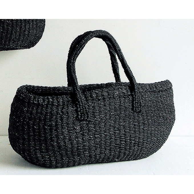 アセロトートバッグ Lサイズ ブラック