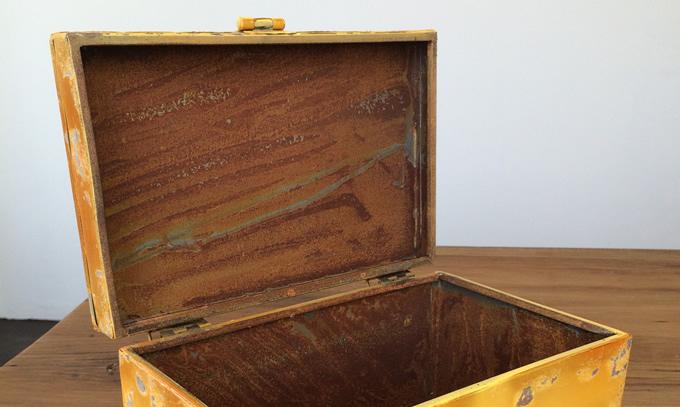 シャビー 箱